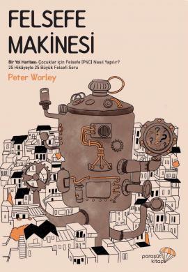 Kitap Felsefe Makinesi